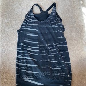 Oakley built-in bra tank